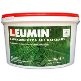 LEUMIN Rauhkorn Grob 1.0mm, 24kg