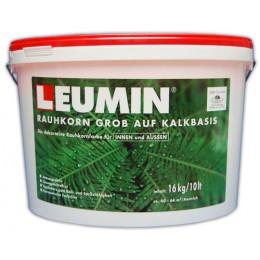 LEUMIN Rauhkorn Grob 1.0mm, 16kg