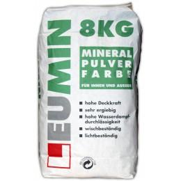 LEUMIN Mineralpulverfarbe, 8kg
