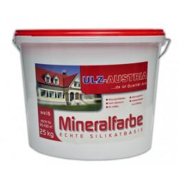 ULZ Mineralfarbe Außen, 25kg