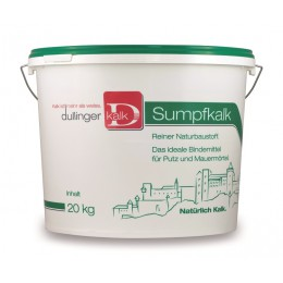 Dullinger Sumpfkalk 3 Monate, 20kg