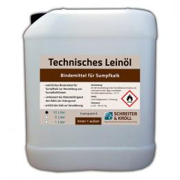 Technisches Leinöl, 10l
