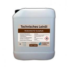 Technisches Leinöl, 5l