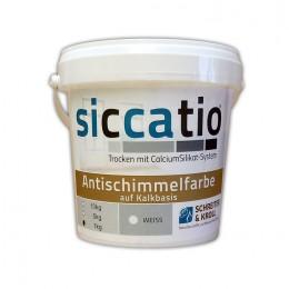 siccatio Antischimmelfarbe, 1kg
