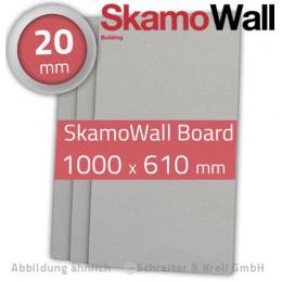 SkamoWall Board 20mm ½ - Kalziumsilikatplatte