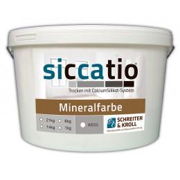 siccatio Mineralfarbe, 21kg