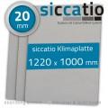 siccatio Klimaplatte 20mm