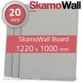 SkamoWall Board 20mm - Kalziumsilikatplatte