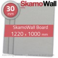SkamoWall Board 30mm - Kalziumsilikatplatte