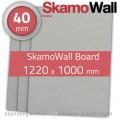 SkamoWall Board 40mm - Kalziumsilikatplatte
