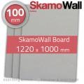 SkamoWall Board 100mm - Kalziumsilikatplatte